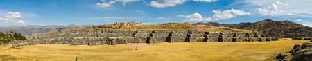 Sacsayhuaman in Cusco in Peru