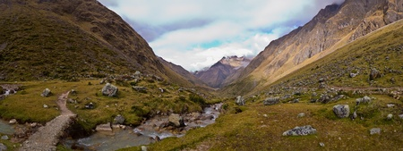 salkantay: very unique Landscape