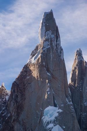 Cerro Torre detail