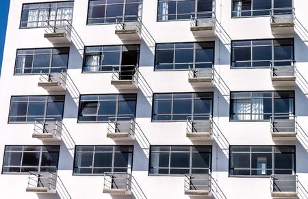 bauhaus: Bauhaus Dessau residental home