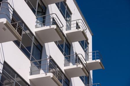 Bauhaus Dessau residental home detail