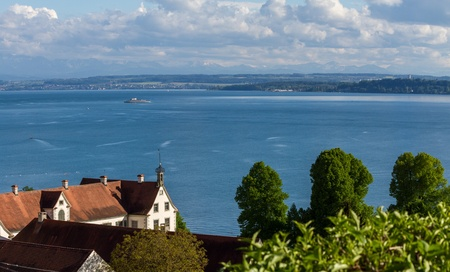 Bodensee on a beautiful day close to Birnau photo