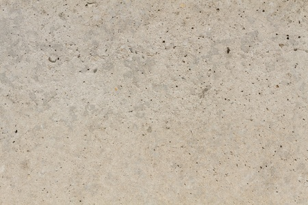 borehole: Concrete wall closeup with holes and crackles Stock Photo