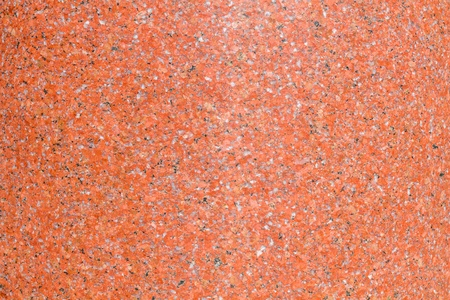 Red stone surface with patterns in black and white Stock Photo