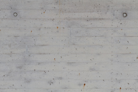 Concrete Wall with structure