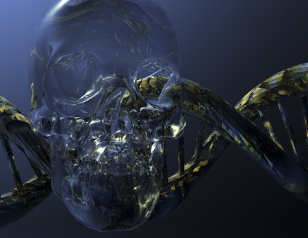 digital visualization of the dna