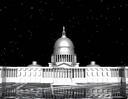 digital rendering of the capitol photo