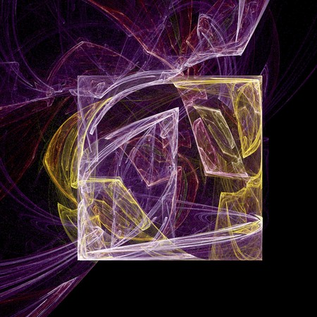 digital visualization of an abstract background photo