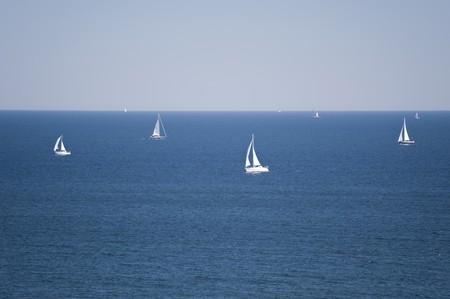 baltic sea near kiel / germany Stock Photo - 8129573