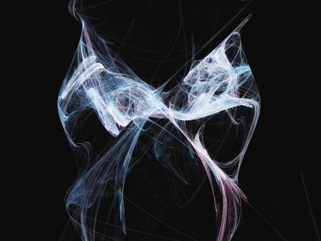 reiteration: digitale visualisierung: fraktal