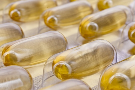 pharm: Close up of pills Stock Photo