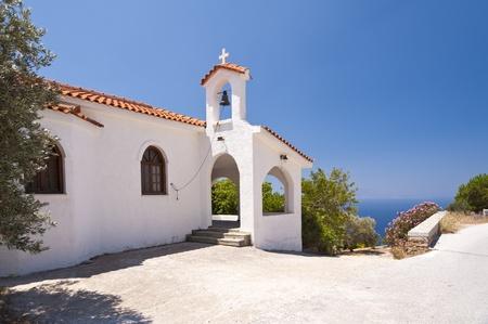 Church on Samos photo