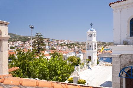 Pythagorio on Samos