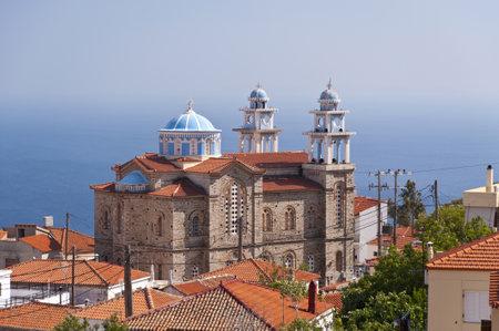 Marathokampos on Samos
