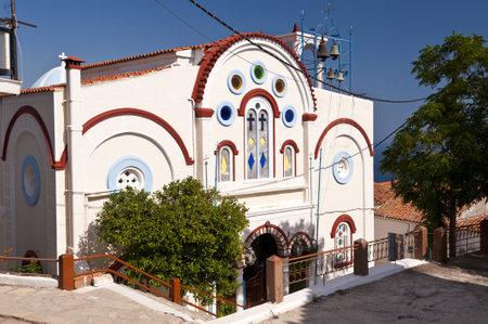 Church on Samos