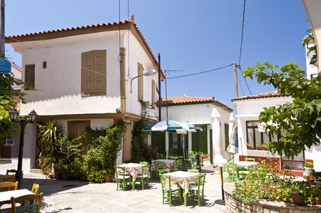 House on Samos Stock Photo - 11286689