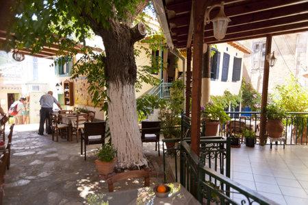 Tavern on Samos