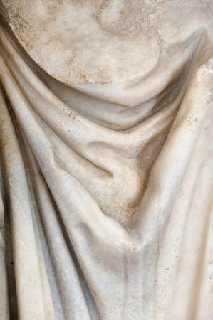 statue grecque: Statue grecque Banque d'images
