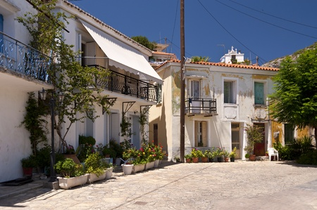 Building on Samos