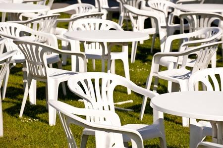 Garden Chairs photo