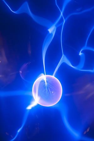 Plasma globe photo