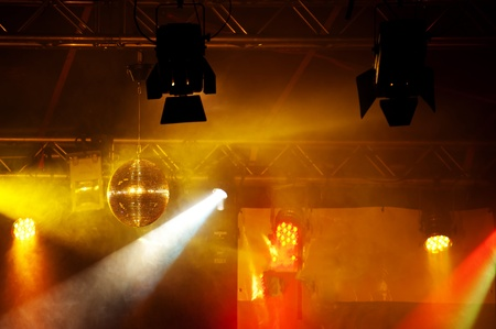 Party light Stock Photo - 11637584