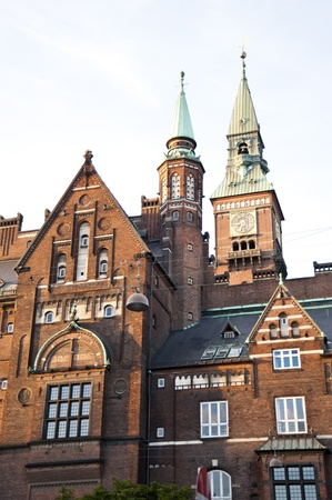 Town Hall, Copenhagen photo