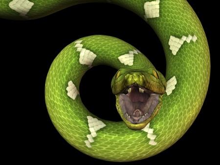 fangs: Python