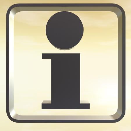 tourist information: Information Stock Photo