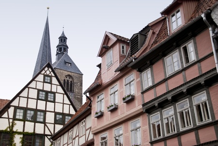 idylle: Quedlinburg, Germany Editorial