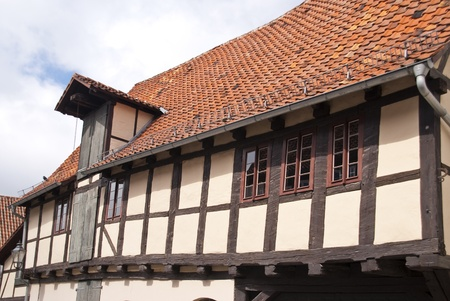 listed buildings: Quedlinburg, Germany Editorial