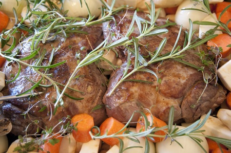 Lamb Roast photo