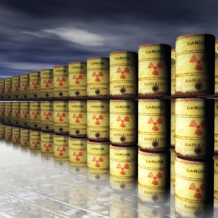 Nuclear Waste photo