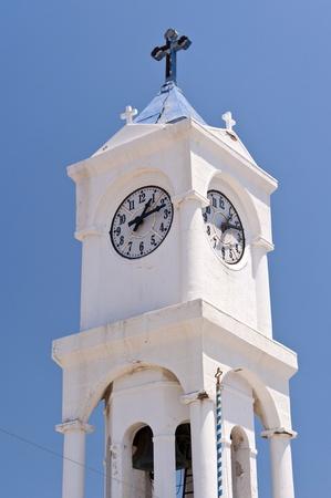 Orthodox Church on Samos Фото со стока