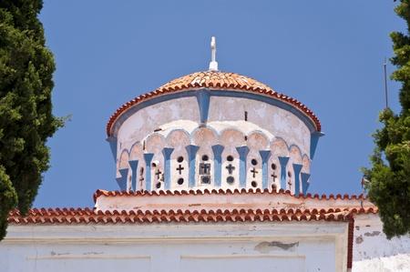 Orthodox Church on Samos photo