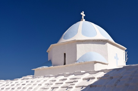 Orthodox Church on Samos Stock Photo - 13992985