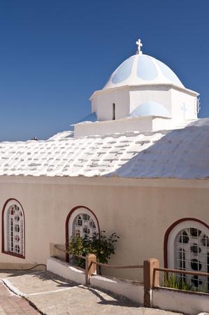 Orthodox Church on Samos Stock Photo - 13993005
