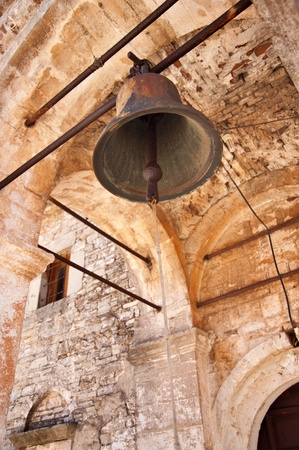 Bell Tower on Samos photo