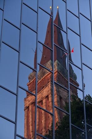 kiel: Town Hall of Kiel, Germany