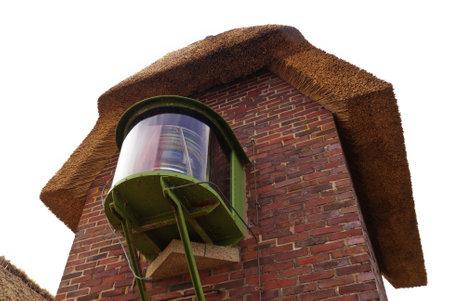 oland: Lighthouse of Holm Oland, Germany