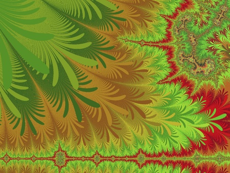 chaos theory: Fractal