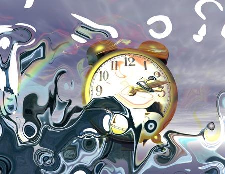 liquefy: Time