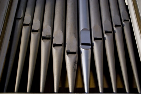 Organ Pipes Stock Photo - 15829324