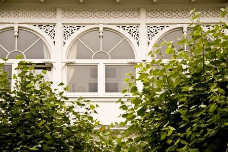 verandas: Sellin, Germany