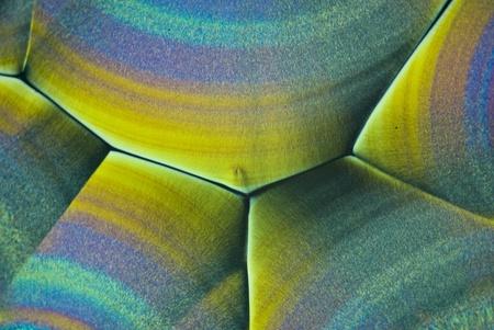 polarization: Microcrystals of Ascorbic Acid