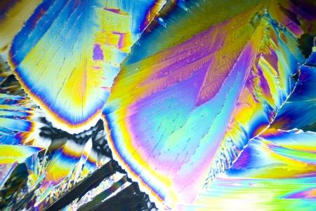 citric acid: Microcrystals of Citric Acid