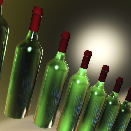 Green Bottles Visualization
