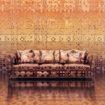 dwell: Digital Visualization of an interior Scene