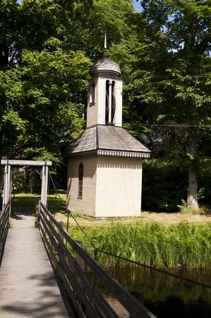 wheelhouse: Wheelhouse in Huseby Bruk, Sweden