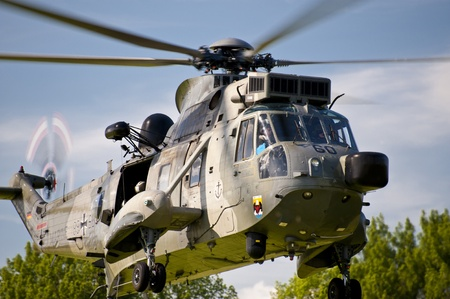 aircraft rivets: Marine Salvage Helicopter in Germany
